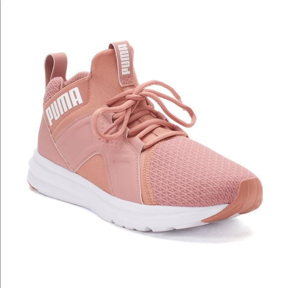 3506155d7749 Puma Zenvo Running Shoes Blush Pink